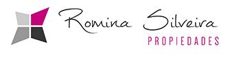 Romina Silveira Propiedades Logo
